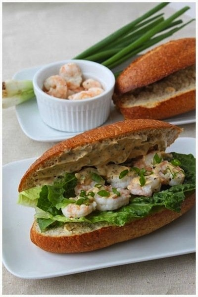 Shrimp Po Boys: Bring New Orleans Home by Food Fanatic | Epicurious ...